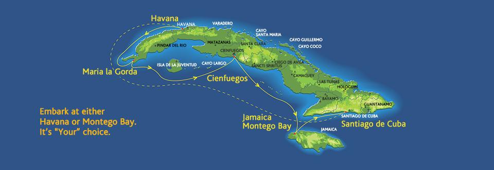 キューバ・クルーズ2015-2016