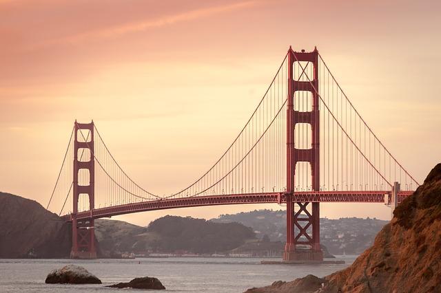 サンフランシスコ旅行のオリジナル海外オーダーメイドツアーは新婚旅行・ハネムーン計画の費用・予算をグラージュはお値打ちお見積もりします