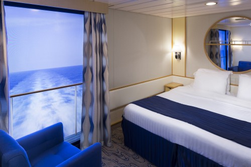 Inside Stateroom with Virtual Balcony - Navigator of the Seas -