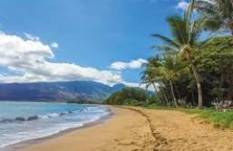 プラウド・オブ・アメリカで行くマウイ島 カアナパリコースト
