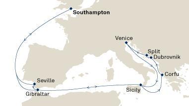 QE2クイーンエリザベス2就航50周年記念クルーズは名古屋クルーズ専門店グラージュ