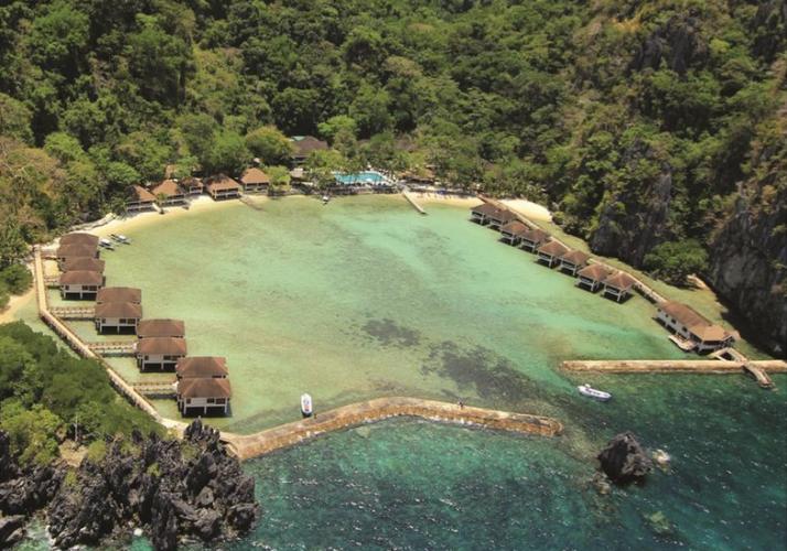 フィリピン最後の秘境の水上コテージ【エルニド】ラゲンアイランドリゾートのハネムーン・新婚旅行・無料アクティビティ・予算・費用・お見積もりは名古屋のエルニド専門店グラージュへ