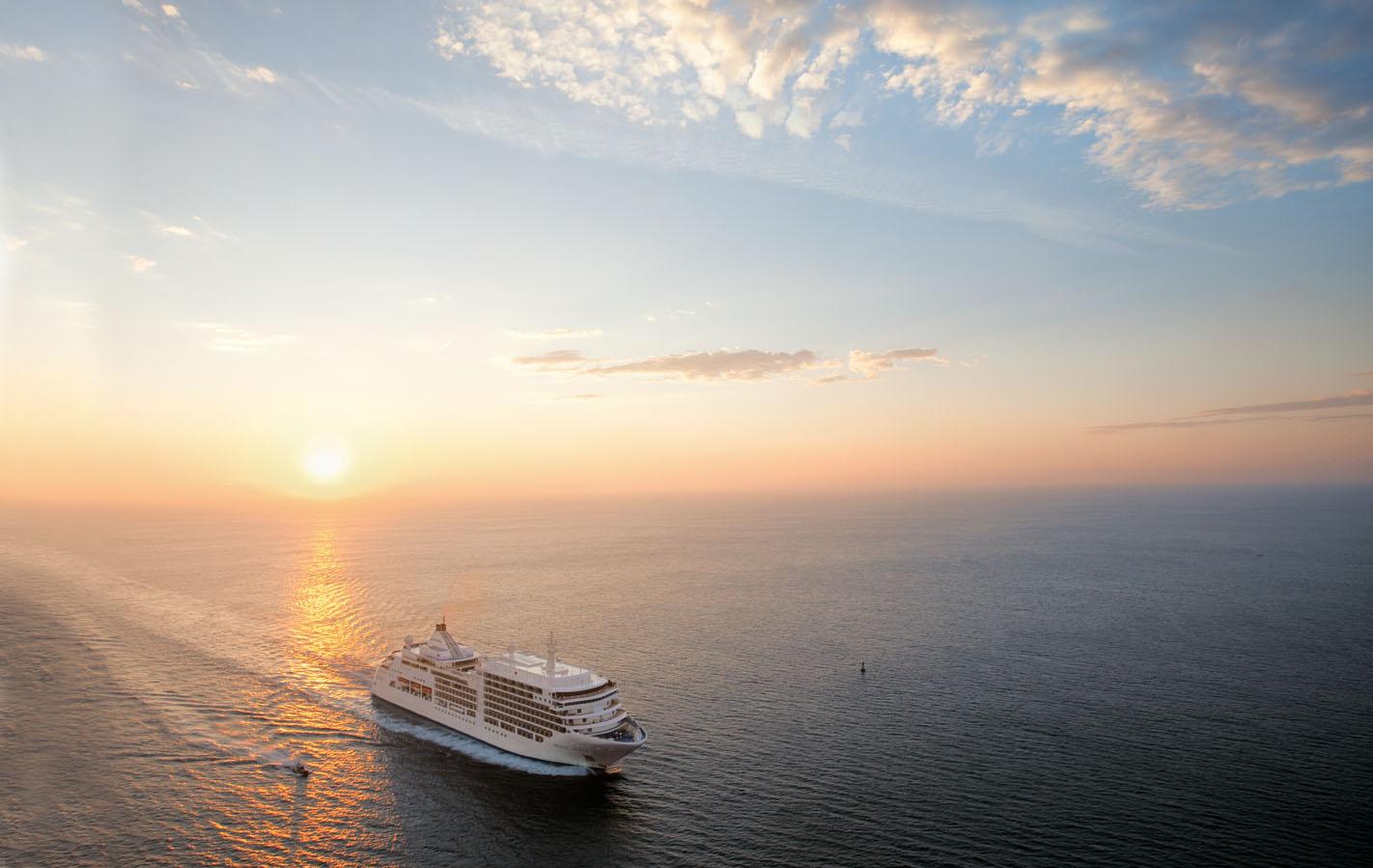 シルバーシー・クルーズがなんと最大20%引きで乗船のチャンスです!