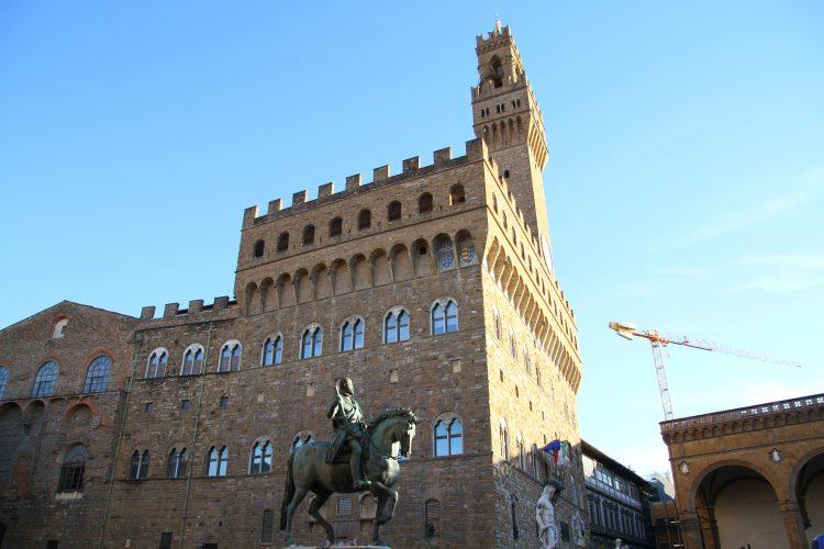 ヴェッキオ宮殿 Palazzo Vecchio