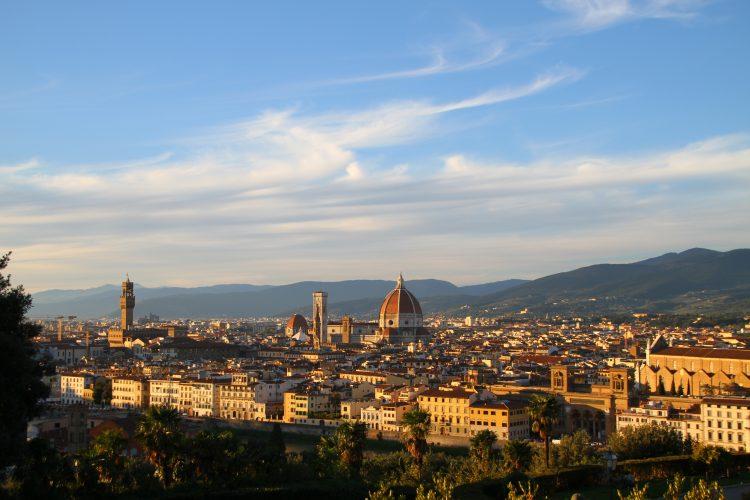 日米同時公開の、トム・ハンクス主演の映画 『インフェルノInferno』。舞台フィレンツェと、ヴェネツィア