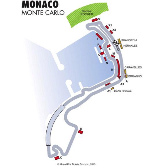 2017 F1 MONACO GRAND PRIX