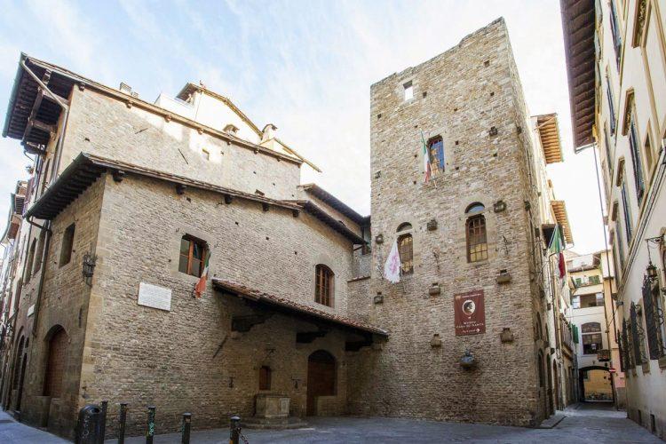 ダンテ博物館 Museo Casa di Dante