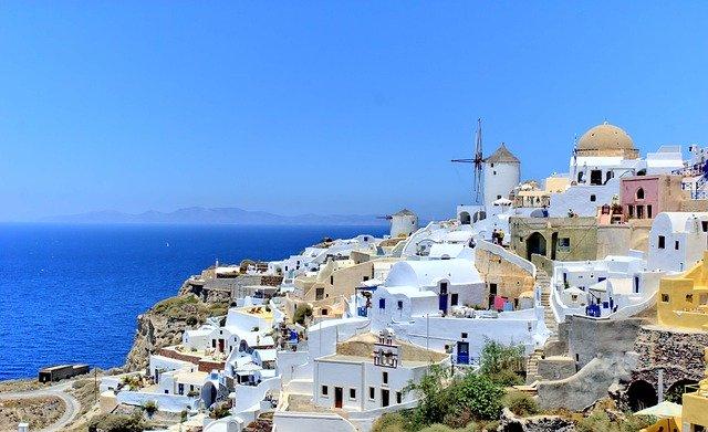 ギリシャ旅行海外オーダーメイド旅行新婚旅行ハネムーンの費用見積り計画はグラージュ
