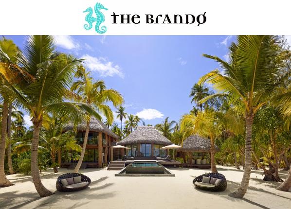 タヒチのテティアロア環礁にオープンした35棟のヴィラを有するブティックホテル、 ザ・ブランド
