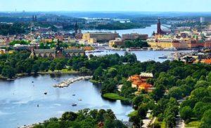 スウェーデン旅行のオーダーメイド海外ツアーは新婚旅行・ハネムーン計画の費用・予算をグラージュはお値打ちお見積もりします