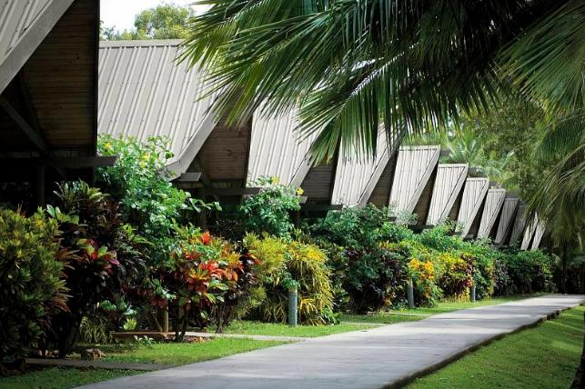 パームバンガロー|Palm Bungalow ハミルトン島旅行の無料オーダーメイド見積りはハミルトン専門のグラージュ