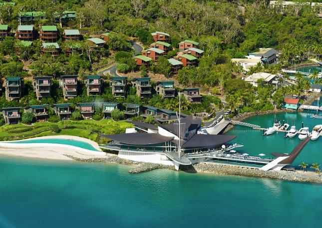ヨットクラブヴィラ|Yacht Club Villas ハミルトン島旅行の無料オーダーメイド見積りはハミルトン専門のグラージュ