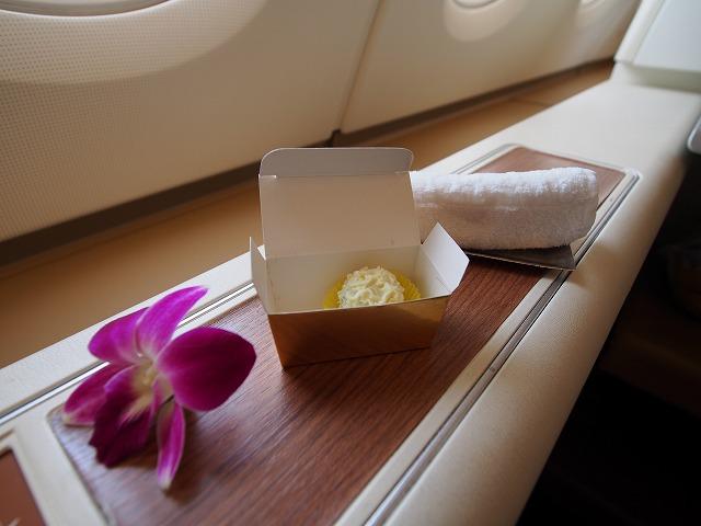 タイ航空,バンコク,ファーストクラス,ビジネスクラス