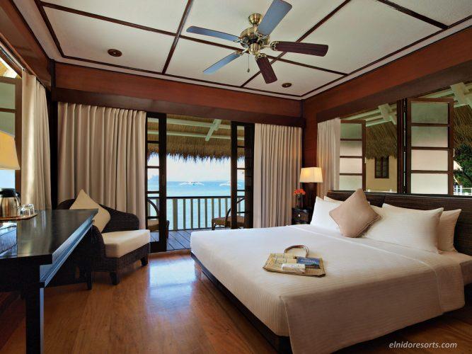 アプリットアイランドリゾート|Apulit Island Resort |シーリング付お部屋
