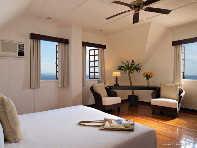 アプリットアイランドリゾート|Apulit Island Resort |ゆったりした客室