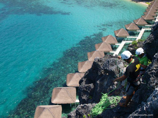 アプリットアイランドリゾート|Apulit Island Resort |水上バンガロー