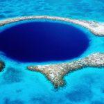パワースポット カリブ海ブルーホール&マヤ文明遺跡群