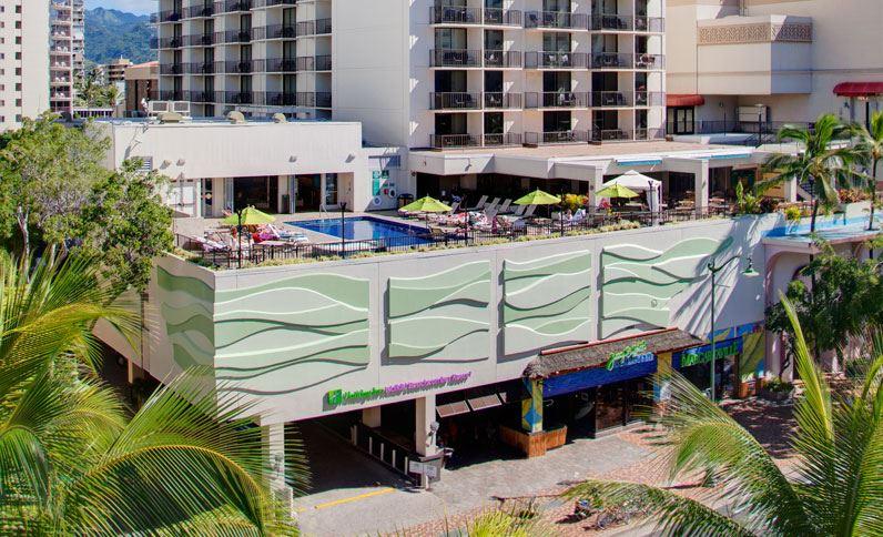ホリデイイン・リゾート・ワイキキビーチコマー,Holiday Inn Resort Waikiki Beachcomber