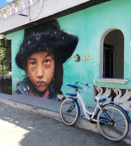 メキシコとの国境の街・チェトゥマル