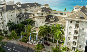 Moana Surfrider, A Westin Resort & Spa  モアナサーフライダー