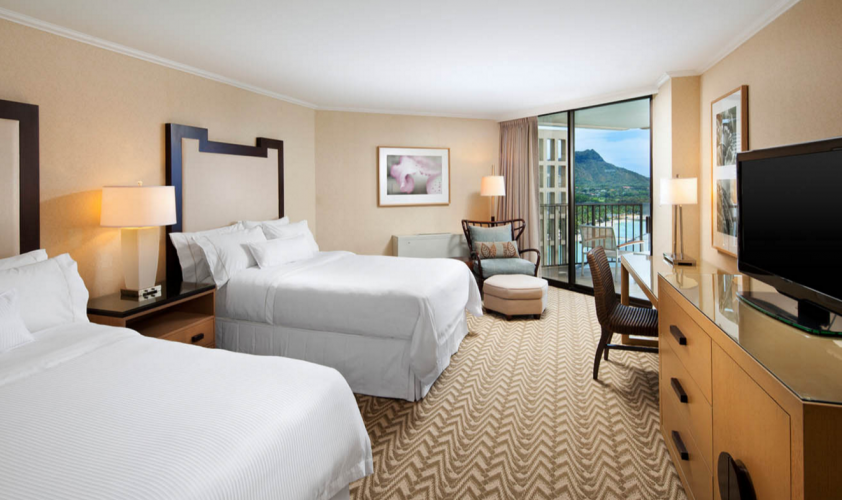 Moana Surfrider, A Westin Resort & Spa  モアナサーフライダー