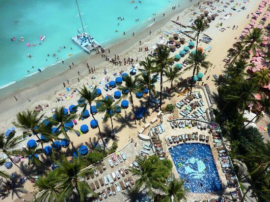アウトリガー ワイキキ ビーチ リゾート Outrigger Waikiki Beach Resort