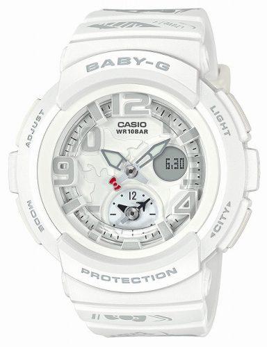 [カシオ]CASIO 腕時計 BABY-G ベビージー HELLO KITTY コラボレーションモデル BGA-190KT-7BJR レディース 世界時計 サマータイム ウインタータイム