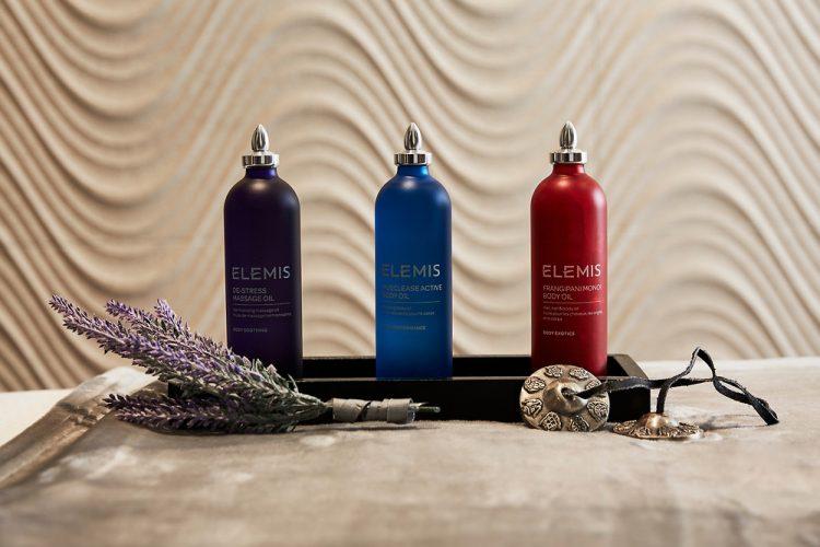 Silver Muse, Interior, spa, Zagara, bottles, lavender