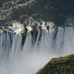 ヴィクトリア滝へのツーアはグラマラスヴォヤージュへ