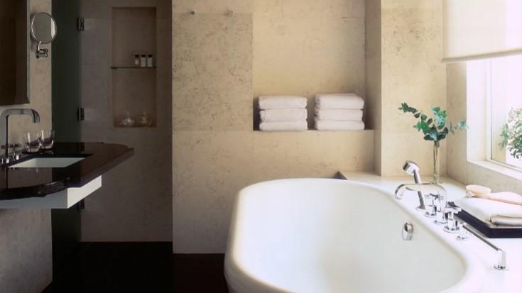 パラシオ ドゥオ パークハイアット ブエノスアイレス (Palacio Duhau - Park Hyatt Buenos Aires)バスルーム