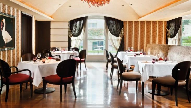パラシオ ドゥオ パークハイアット ブエノスアイレス (Palacio Duhau - Park Hyatt Buenos Aires)レストラン