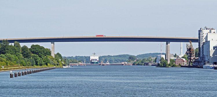 世界3大運河キール運河クルーズは名古屋のグラマラスヴォヤージュ(グラージュ株式会社)へ