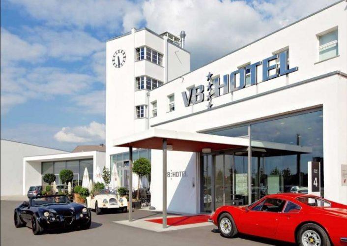 V8 HOTEL シュトゥットガルト