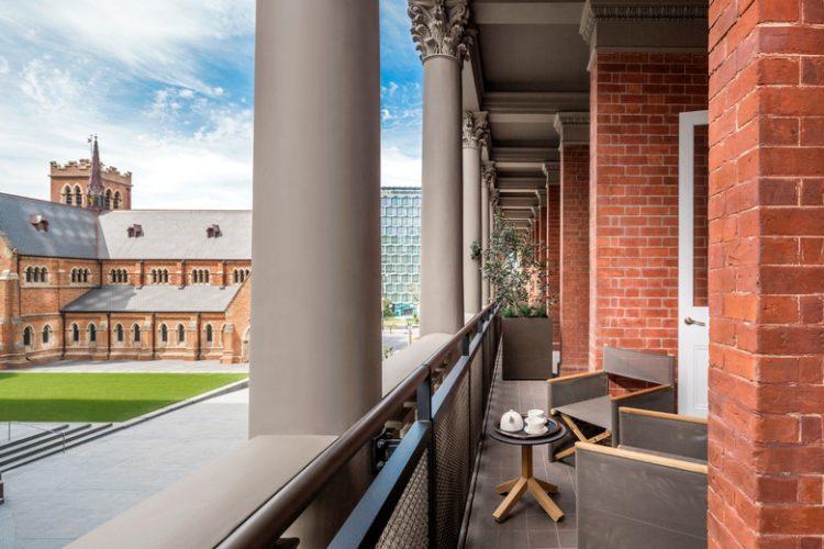 グラージュがお勧めするオーストラリアで1位に選ばれたパースのコモ・ザ・トレジャリーに泊まる旅はグラージュ名古屋へ