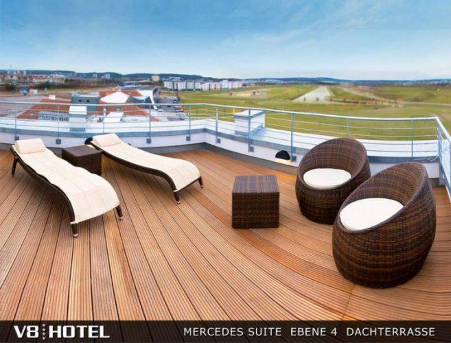 V8HOTEL-Mercedes-Suite-Ebene-4-Dachterrasse