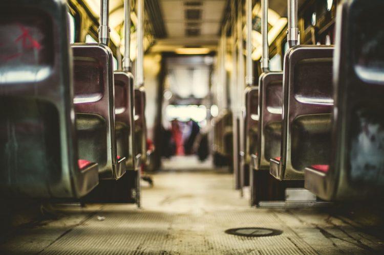 市バスが24時間運航