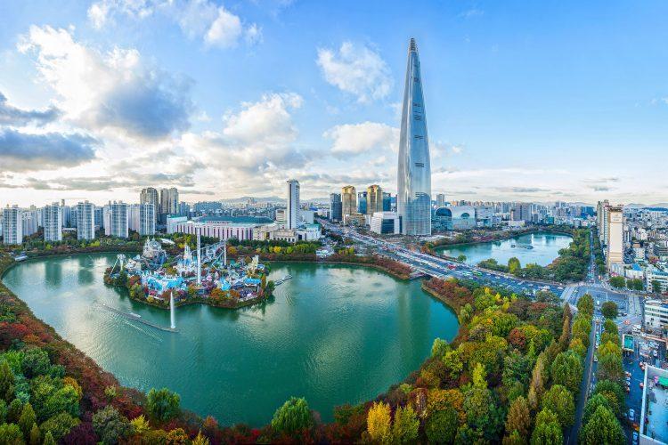 グラマラスヴォヤージュお勧め、韓国ソウルのロッテワードタワーにある世界屈指の5ツ星高層ホテルシグニエル・ソウル(Signiel Seoul)で絶景を楽しむ旅、ソウル旅行の行き方,予算,費用は無料見積もりに自信の名古屋のオーダーメイド専門旅行会社グラージュへ