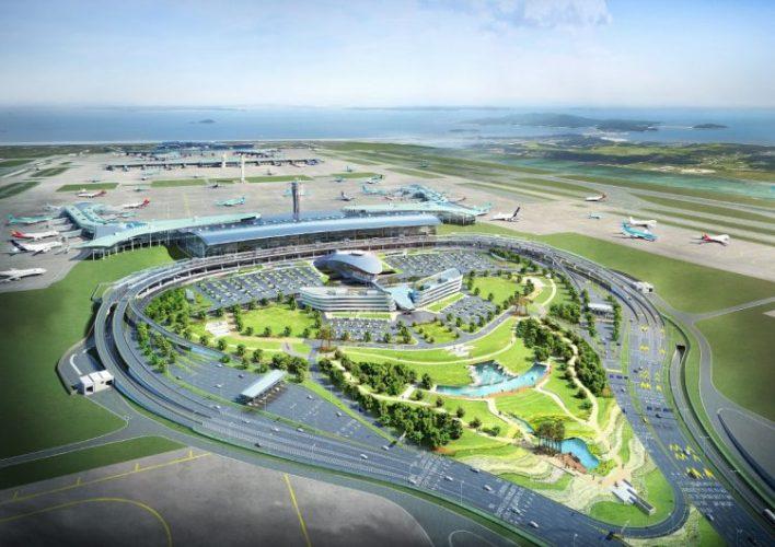 グラマラスヴォヤージュお勧め、仁川国際空港の第2旅客ターミナル利用予定航空会社大韓航空、デルタ航空、エールフランス、オランダ航空利用の旅、インチョン空港への旅行の行き方,予算,費用は無料見積もりに自信の名古屋のオーダーメイド専門旅行会社グラージュへ