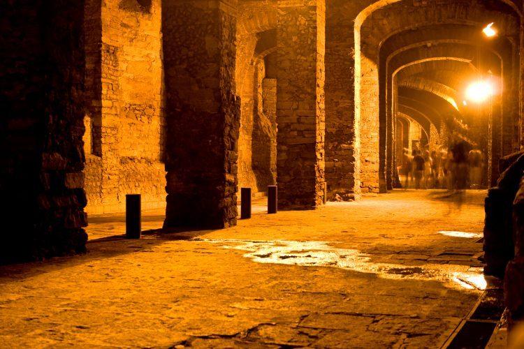 地下洞窟,グラマラスヴォヤージュお勧め、極彩色の街シリーズ グアナファトへの旅|Guanajuato旅行、メキシコ旅行の行き方,インスタ映え観光地、極彩色の街