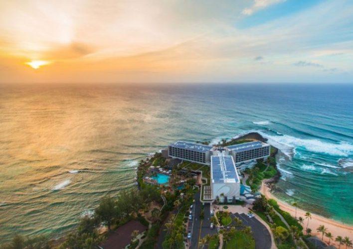 グラマラスヴォヤージュお勧め、世界の奇跡の 1 つタートル・ベイ・リゾートはオアフ島の絶景おピントに建ちインスタ映え間違いない| Turtle Bay Resortに泊まる旅、ノースショア旅行、オアフ旅行、ハワイ乗馬の旅の行き方,予算,費用は無料見積もりに自信の名古屋のオーダーメイド専門旅行会社グラージュへ