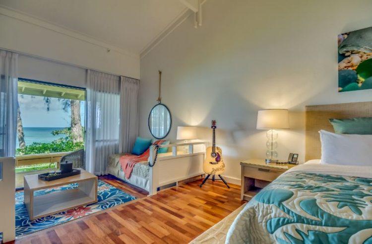 グラマラスヴォヤージュお勧め、世界の奇跡の 1 つタートル・ベイ・リゾートは海をモチーフにした部屋が明るく可愛い| Turtle Bay Resortに泊まる旅、ノースショア旅行、オアフ旅行、ハワイ乗馬の旅の行き方,予算,費用は無料見積もりに自信の名古屋のオーダーメイド専門旅行会社グラージュへ