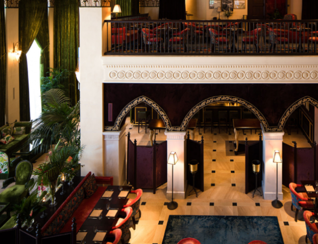 グラマラスヴォヤージュお勧め、ノマド ホテル ロサンゼルス The NoMad Hotel Los Angeles旅行、ロサンゼルス旅行、世界のノマドホテル・世界遺産の行き方,インスタ映え観光地、世界のノマドホテルへの予算,費用は無料見積もりに自信の名古屋のオーダーメイド専門旅行会社グラージュへ