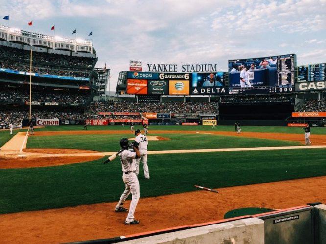 6月19日・20日 シアトル・マリナーズVSニューヨーク・ヤンキース 観戦チケットatヤンキースタジアム