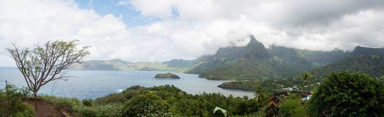 ゴーギャンが愛したマルケサス諸島のヒバオア島