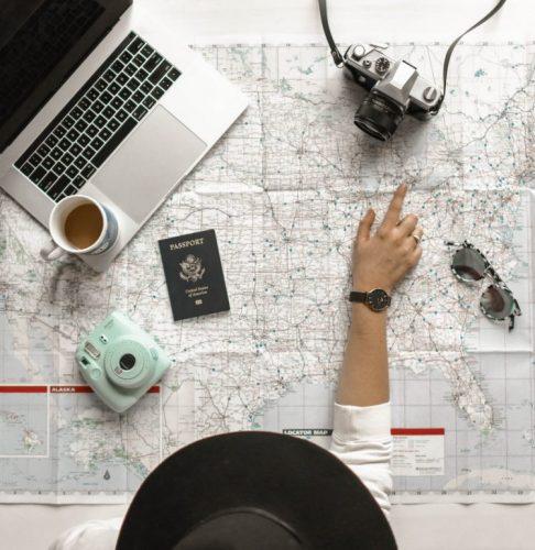 ハネムーンおすすめ観光地やプランニングはハネムーン地図をみて