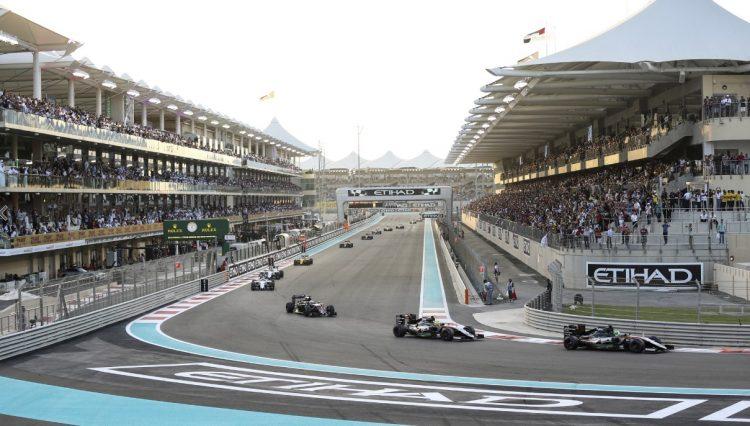 F1アブダビグランプリ2018予約はグラージュ
