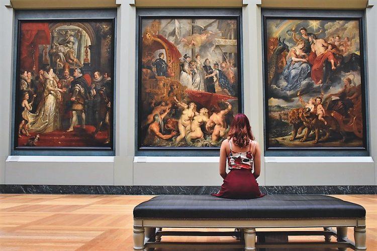 芸術・文化に触れる大好きなものは一人で楽しむ一人旅