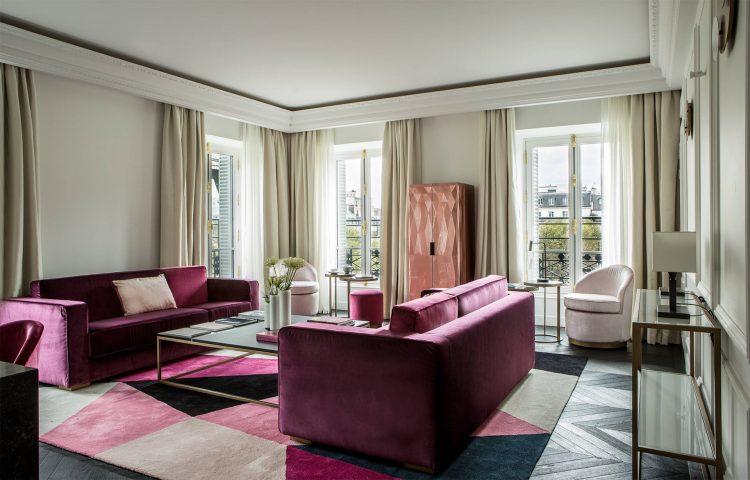 Fauchon L'Hôtel PRESTAGE SUITE
