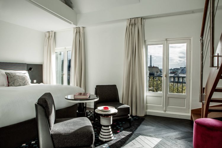 Fauchon L'Hôtel DUPLEX  SUITE