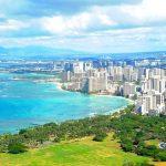 お盆のハワイ旅行